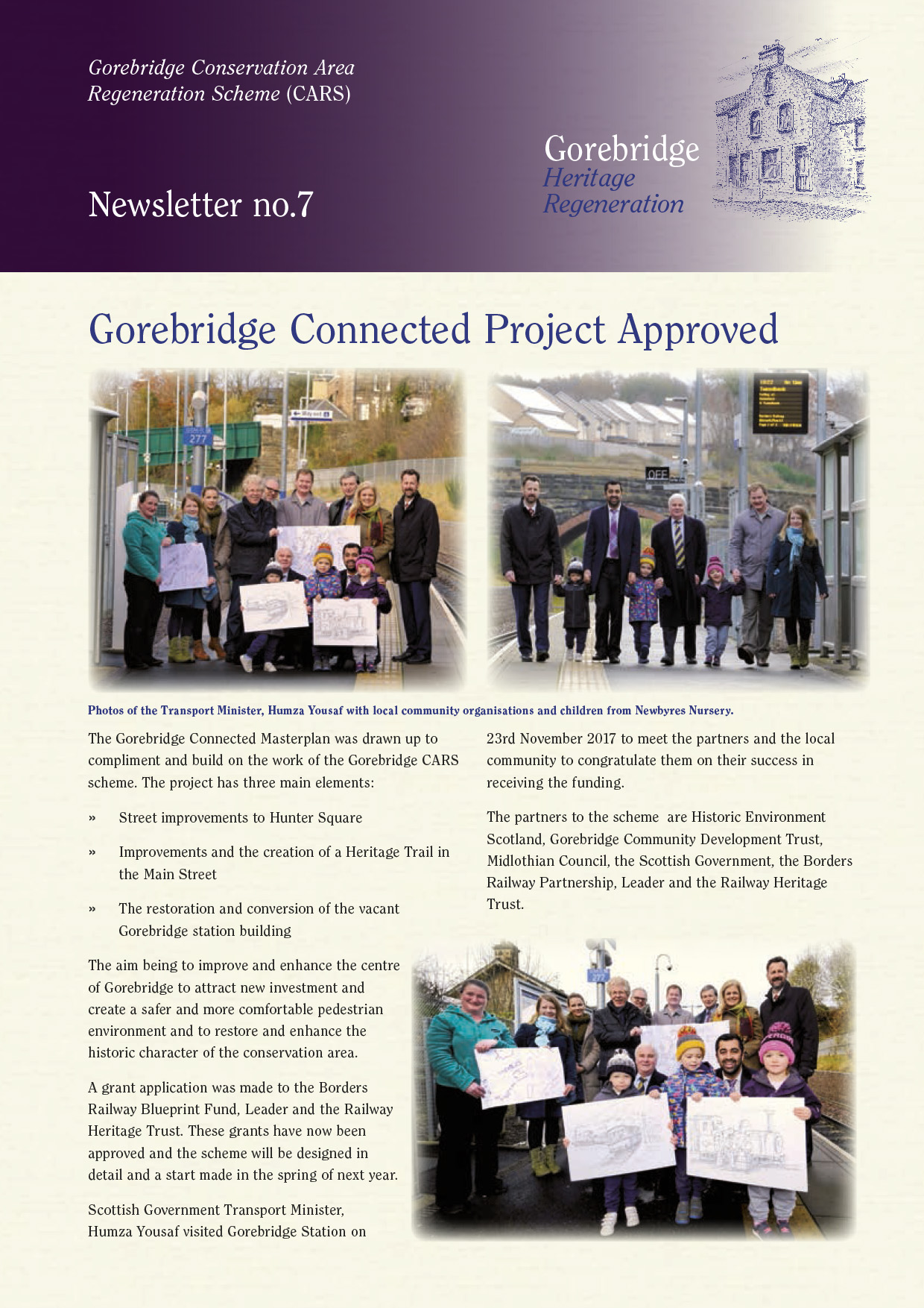 Gorebridge CARS Newsletter 7 FC