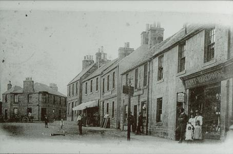 Old image of Gorebridge