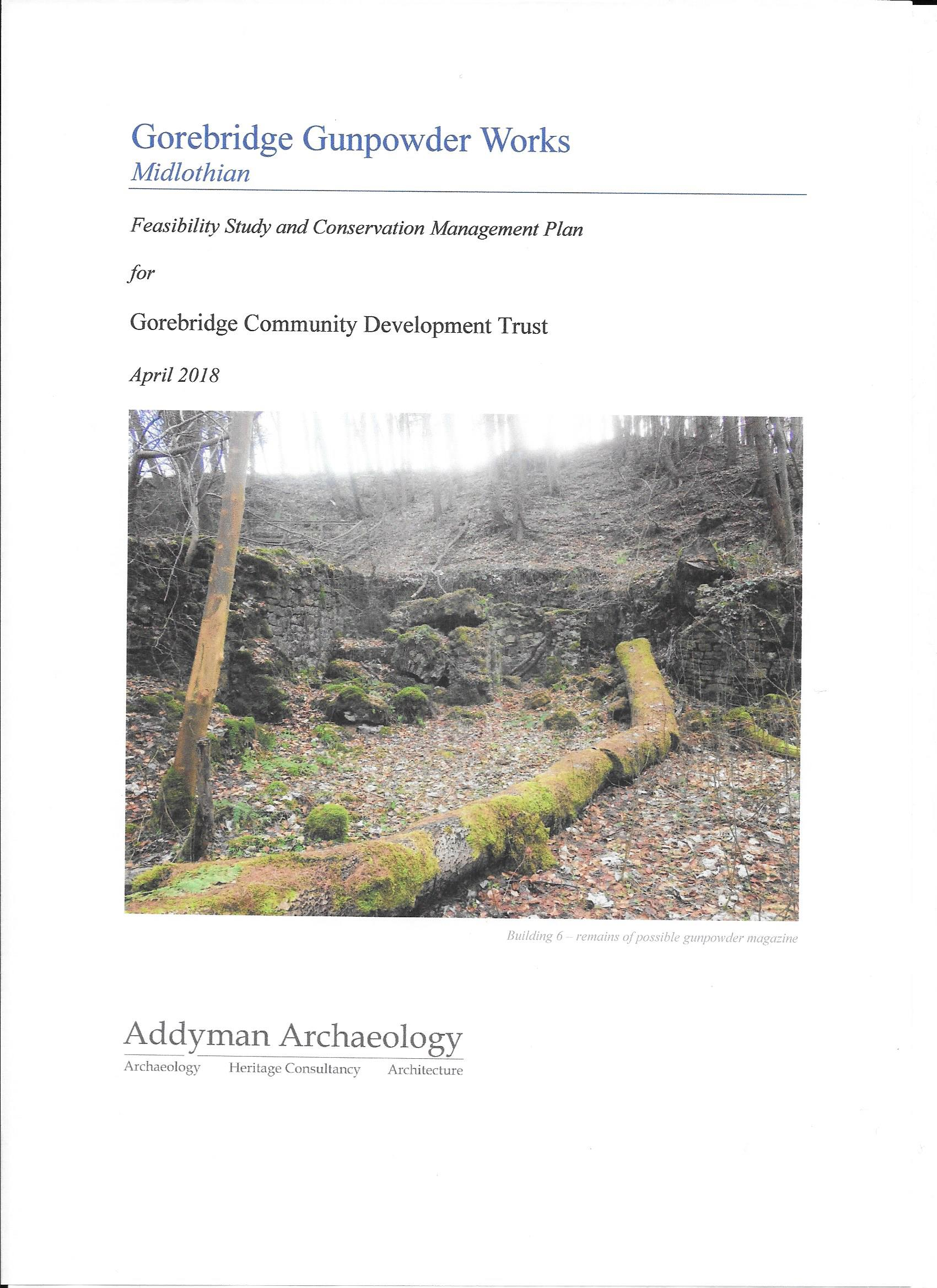 front cover gunpowder works report 001